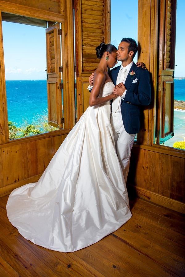 Destination Wedding Shoot in Tobago 13