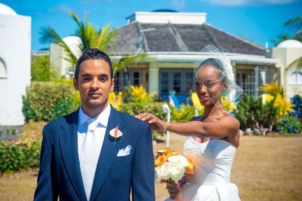 Destination Wedding Shoot in Tobago 8
