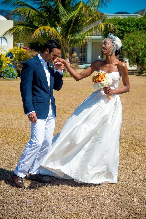 Destination Wedding Shoot in Tobago 9