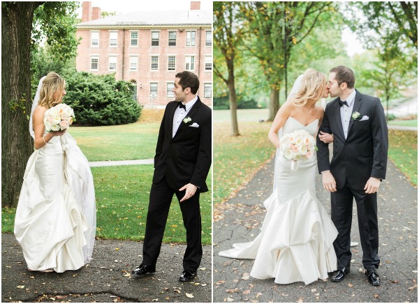 Elegant Prep School Wedding in New England-