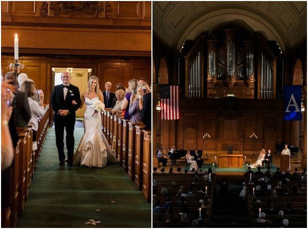 Elegant Prep School Wedding in New England 0