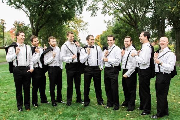 Elegant Prep School Wedding in New England42