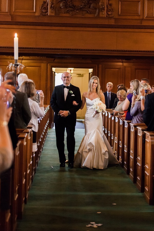 Elegant Prep School Wedding in New England45