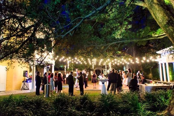 Historic Courtyard Wedding in Downtown Charleston 120