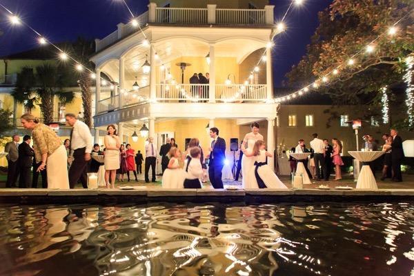 Historic Courtyard Wedding in Downtown Charleston 121