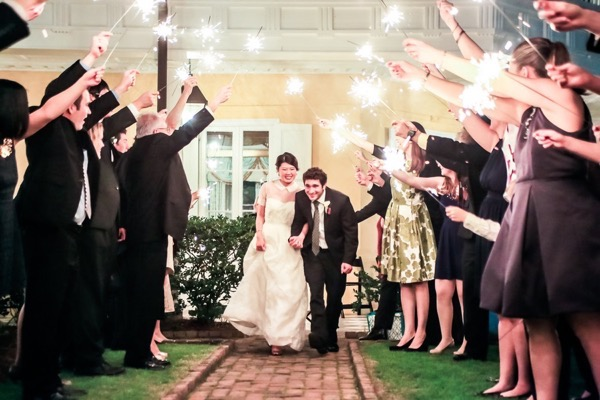 Historic Courtyard Wedding in Downtown Charleston 124