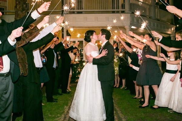 Historic Courtyard Wedding in Downtown Charleston 125