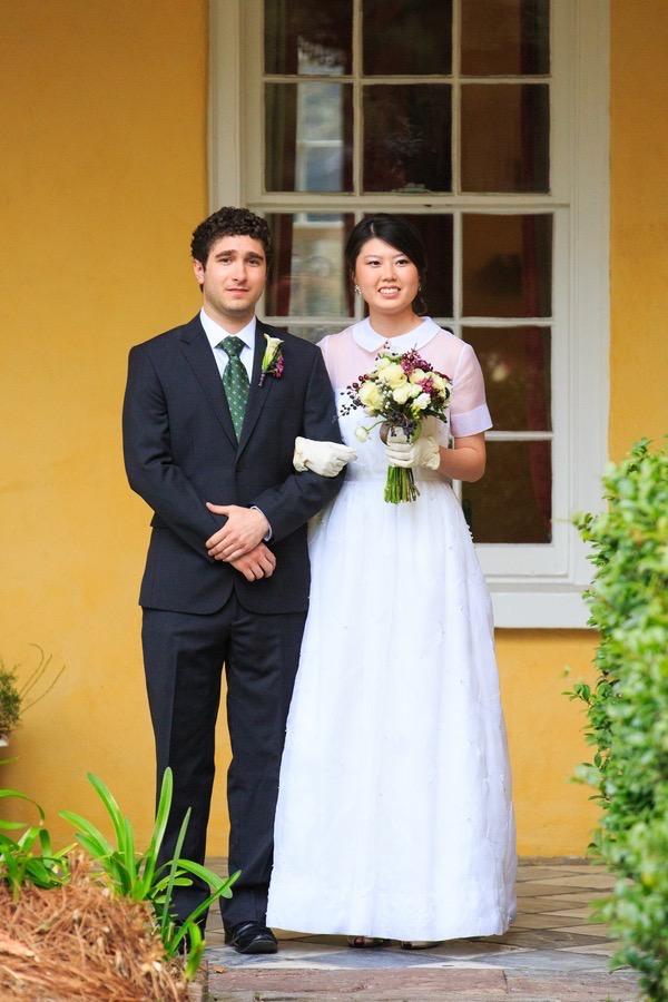 Historic Courtyard Wedding in Downtown Charleston 71