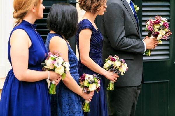 Historic Courtyard Wedding in Downtown Charleston 80