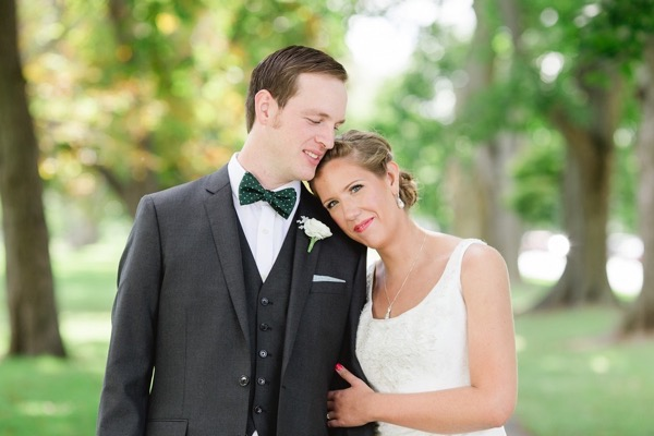 Intimate Wedding at Walbridge Park 15