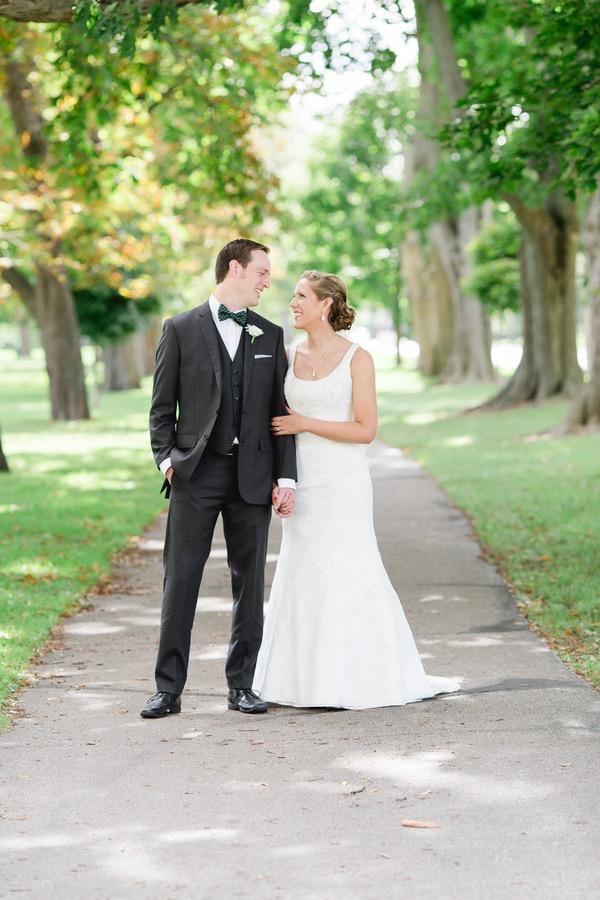 Intimate Wedding at Walbridge Park 17