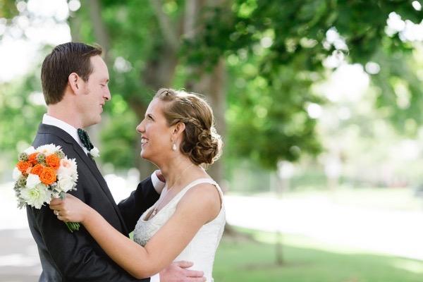 Intimate Wedding at Walbridge Park 18