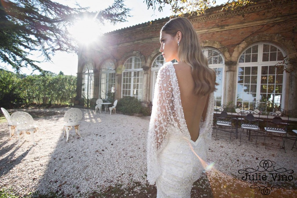 Julie Vino Pearlie Gown