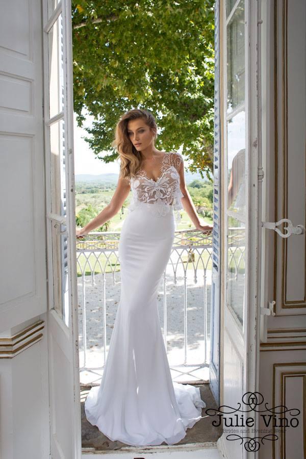 Julie Vino Yara gown