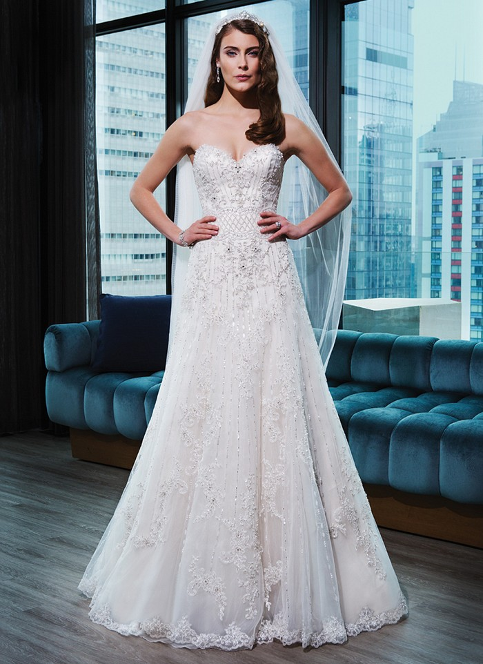 Justin Alexander Wedding Dresses 9773