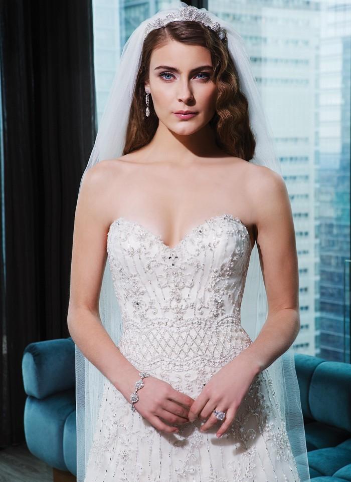 Justin Alexander Wedding Dresses Style 9773