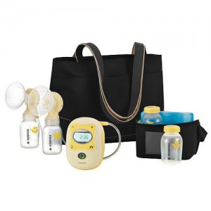 Medela Freestyle Hands-Free DouBlue Electric Breast Pump