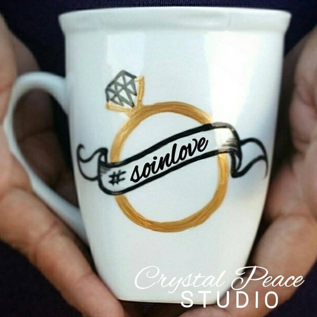 So in Love Bridal Mug
