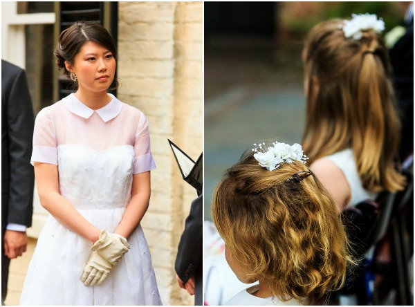 Vintage Chic Wedding by Diana Deaver