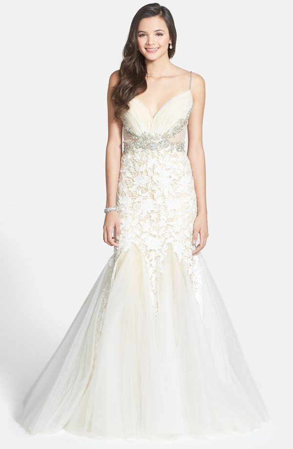 'Vanesa' by Mac Duggal $498 [buy here]