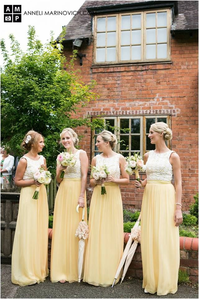 Lela Rose Bridesmaids - Anneli Marinovich Photography