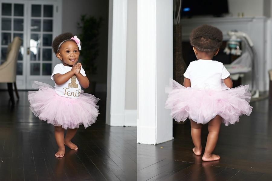 Adorable baby Teni Bella _ Bolakrafts