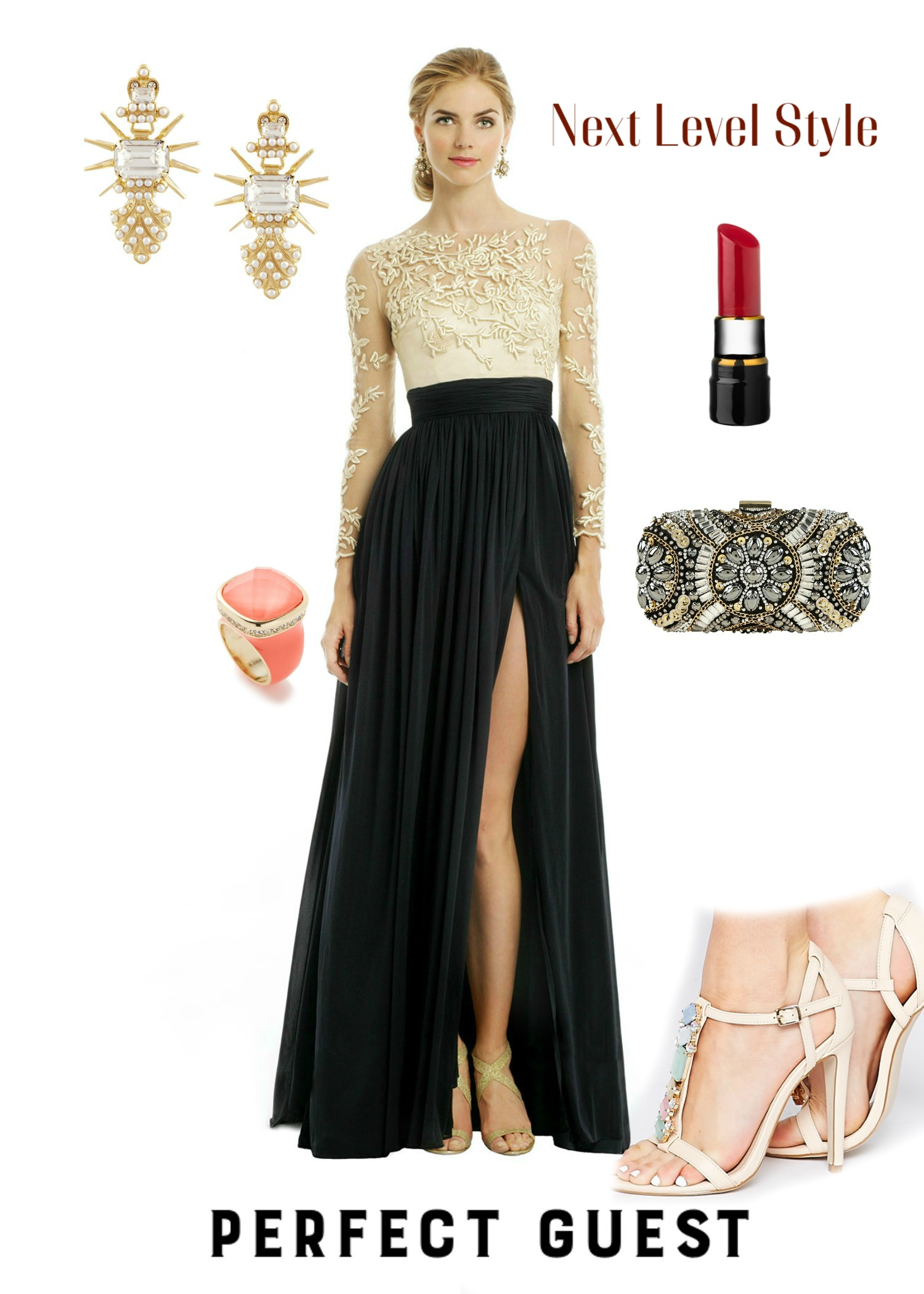 Formal Wedding Guest Outfit Inspiration 1500x2100