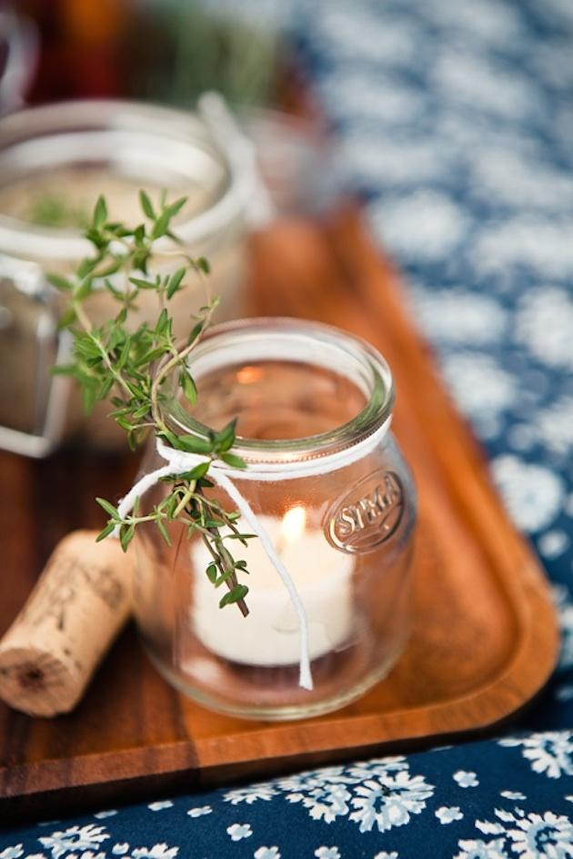 Herb-Wedding - Inspiration- Milou and Olin