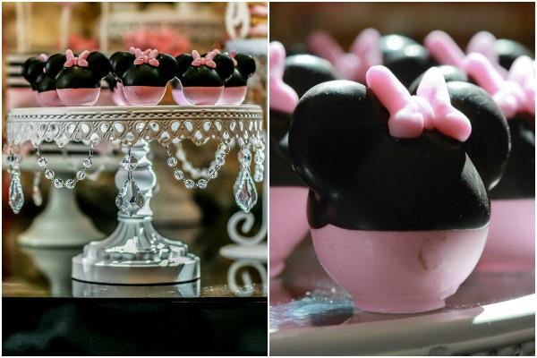 Minnie Mouse Party- Cupcakes