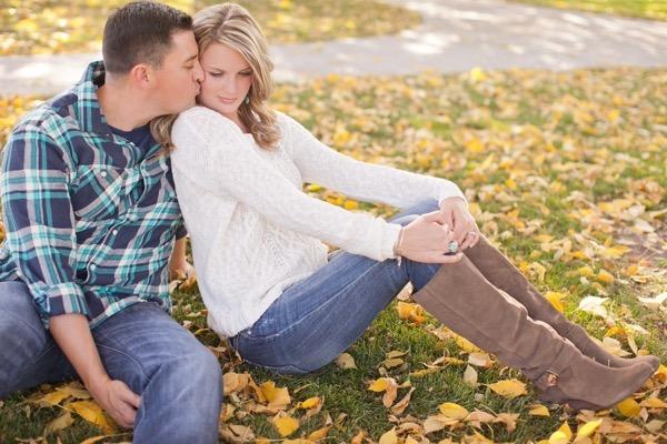 Skyrise Denver Engagement Shoot 44