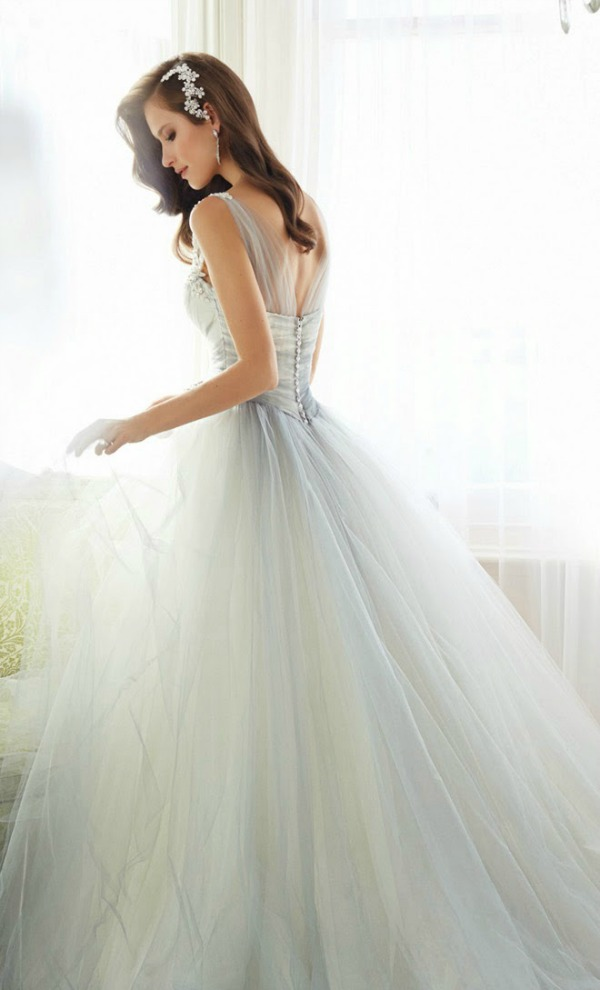 Sophia Tolli Wedding Dress for Cinderella