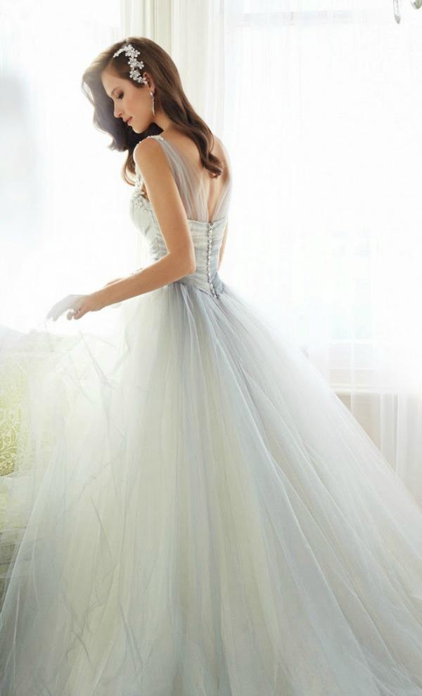Sophia Tolli Wedding Dress for Cinderella