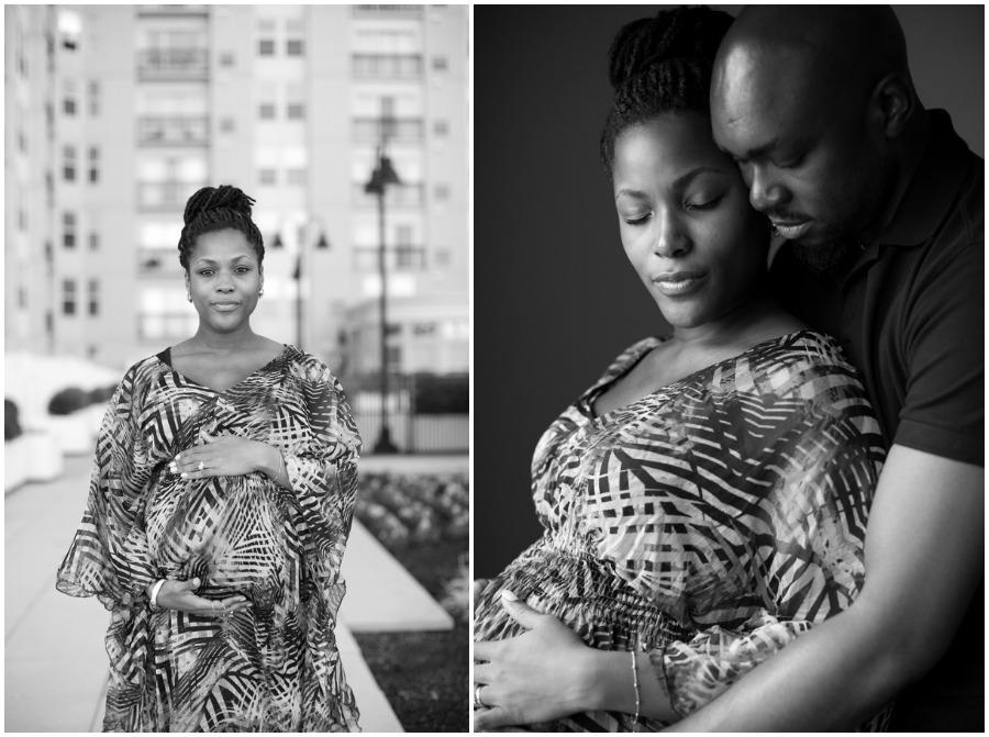 Stamford Maternity Shoot by Abbey Domond