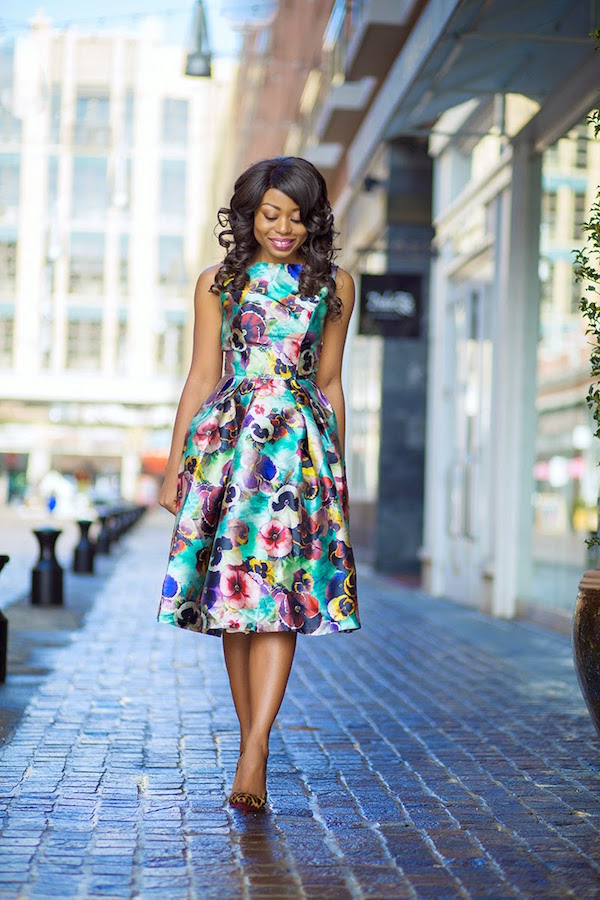 Summer Wedding Guest Outfit- Chi Chi London _ Jadore Fashion