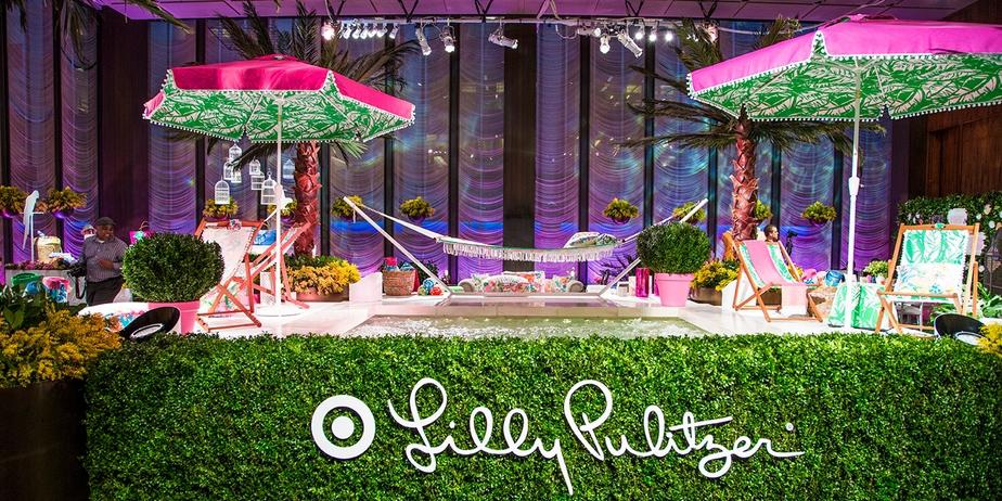Lilly Pulitzer x Target Launch Party, Photo Courtesy of Target