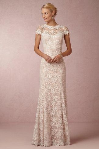 Nova Lace Gown by Tadashi Shoji for BLDN.