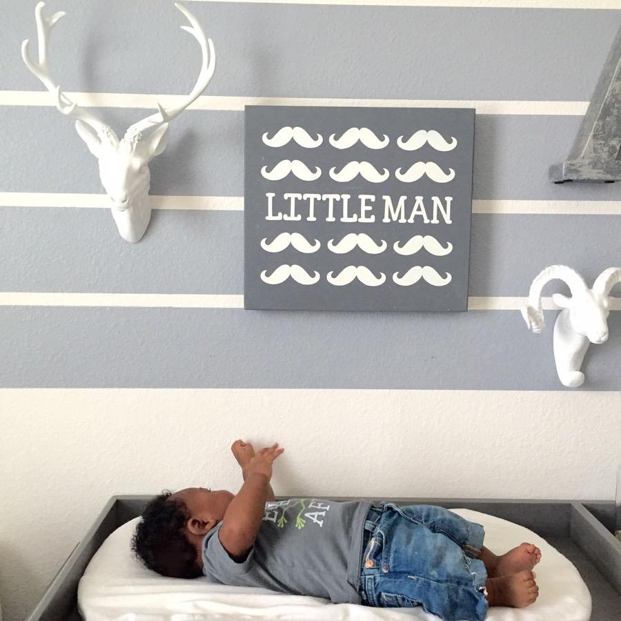 Baby Ashton's Nursery by Shay Mone 11