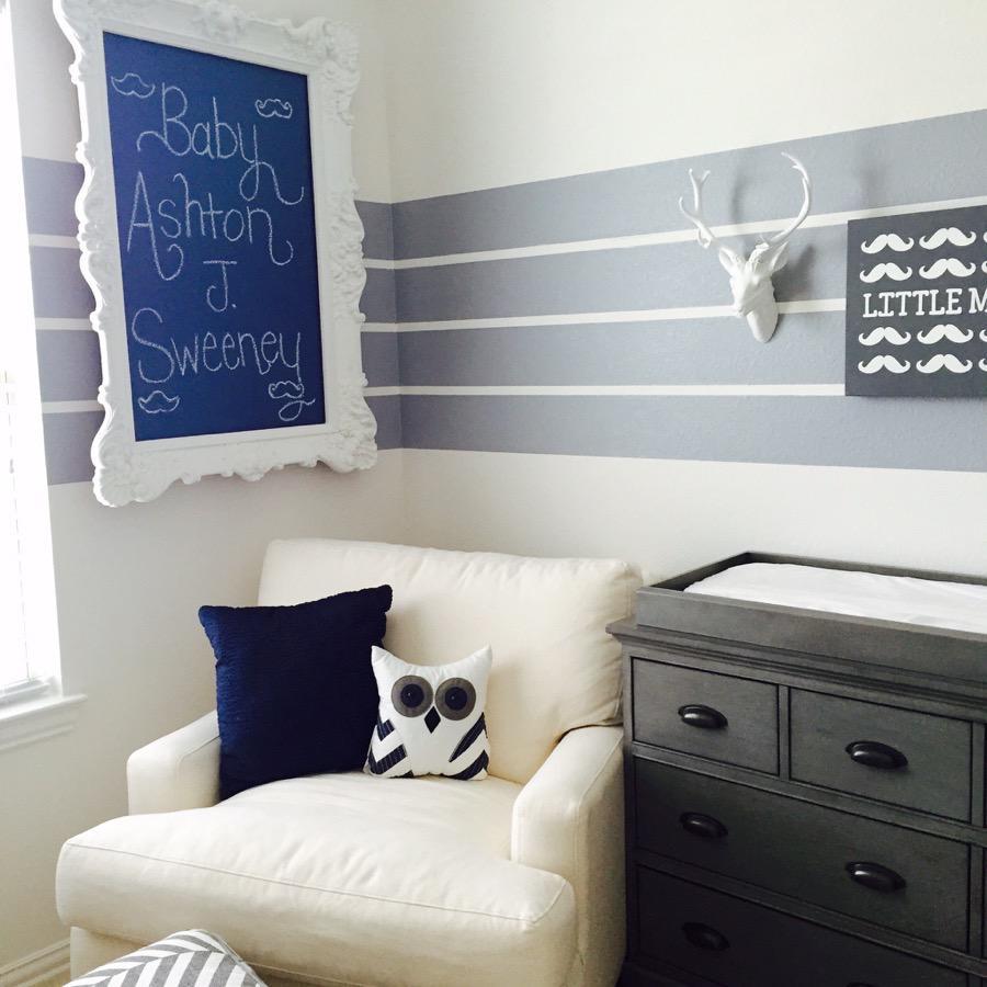 Baby Ashton's Nursery by Shay Mone 2