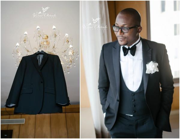 Groom Inspiration by Wani Olatunde