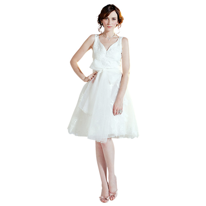 Little White Dress by Phase Eight