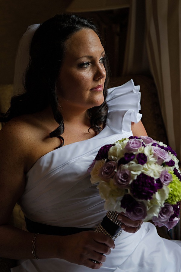 Purple Pink and Ivory Wedding by Pure Sugar Studios 0