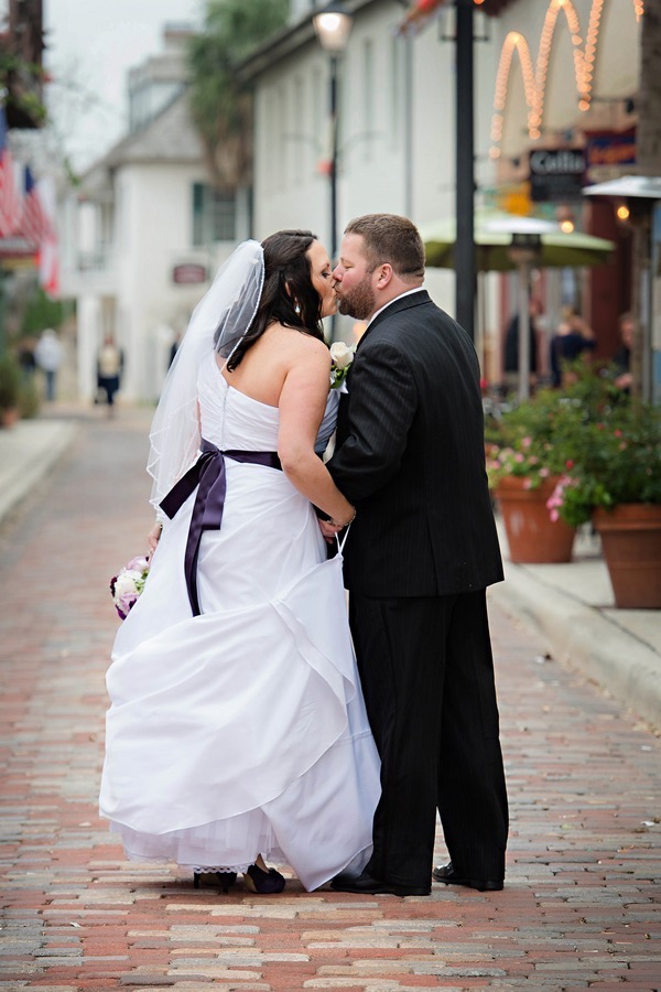 Purple Pink and Ivory Wedding by Pure Sugar Studios 15