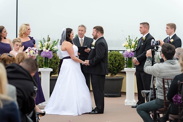 Purple Pink and Ivory Wedding by Pure Sugar Studios 29