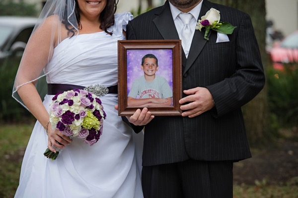 Purple Pink and Ivory Wedding by Pure Sugar Studios 9