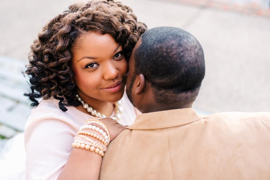 Romantic Virginia Engagement Session  (21)