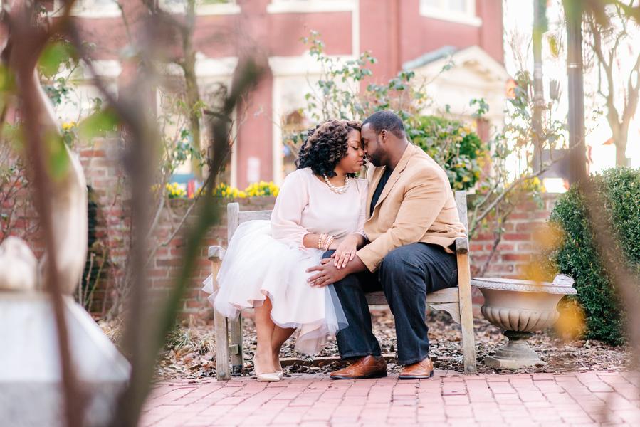 Romantic Virginia Engagement Session  (23)
