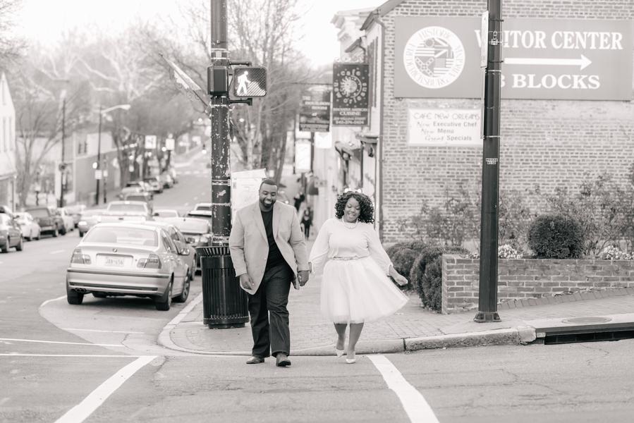 Romantic Virginia Engagement Session  (24)