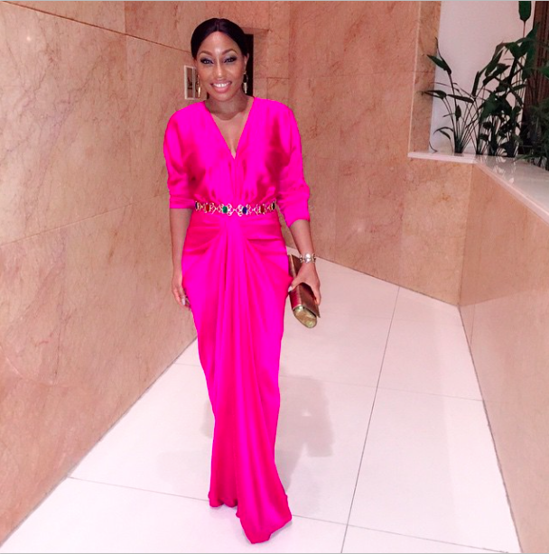 Nigerian Actress Rita Dominic, Styled by Bubu Ogisi