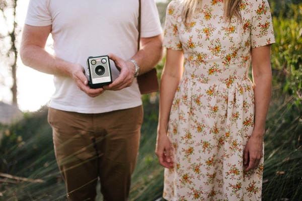 Sunny engagement shoot in sydney australia 3