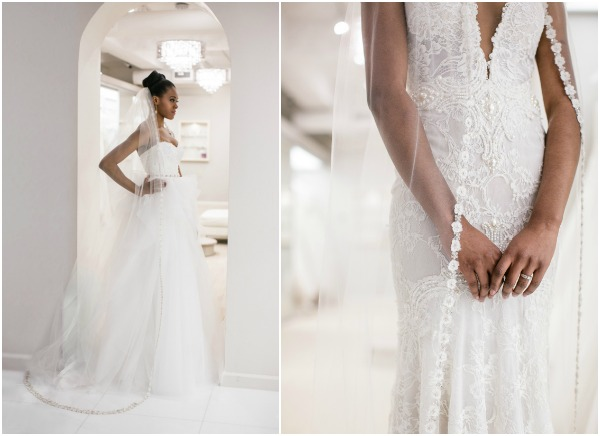 Wedding Dresses from Lfay Bridal